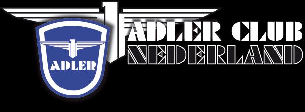 Adler Club Nederland Retina Logo